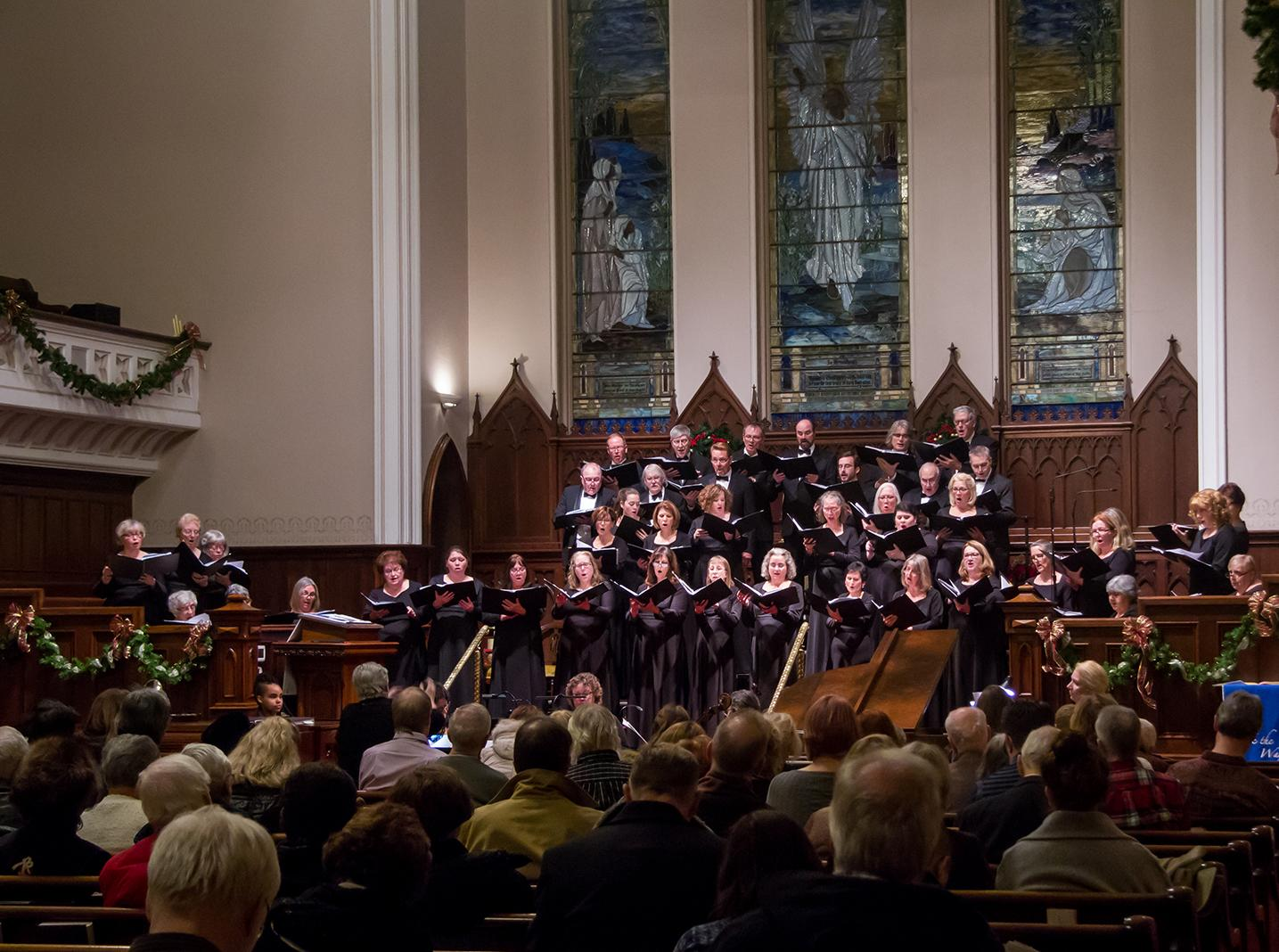 Classic Choral Society's 60th Annual Spring Concerts